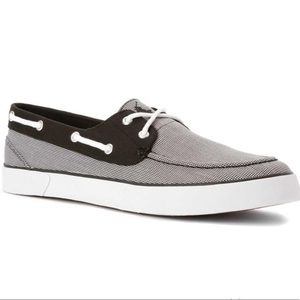 Men's Ralph Lauren Lander Boat Shoe Polo Slip-Ons
